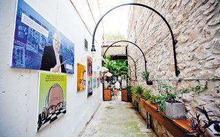 Αποσπάσματα και σκίτσα του κόμικς «Io, Ennio Morricone» παρουσιάζονται στην έκθεση «Sketching Ennio».
