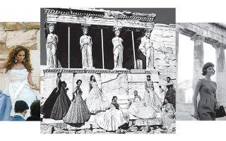 Αστέρες του Χόλιγουντ, πολιτικοί, οίκοι μόδας θέλησαν, διαχρονικά, να φωτογραφίσουν ή να φωτογραφηθούν στον Ιερό Βράχο της Ακρόπολης. Η πρόσφατη παραχώρηση του μνημείου για την αναβίωση της φωτογράφισης του 1951 του οίκου Dior προκάλεσε νέες συζητήσεις.