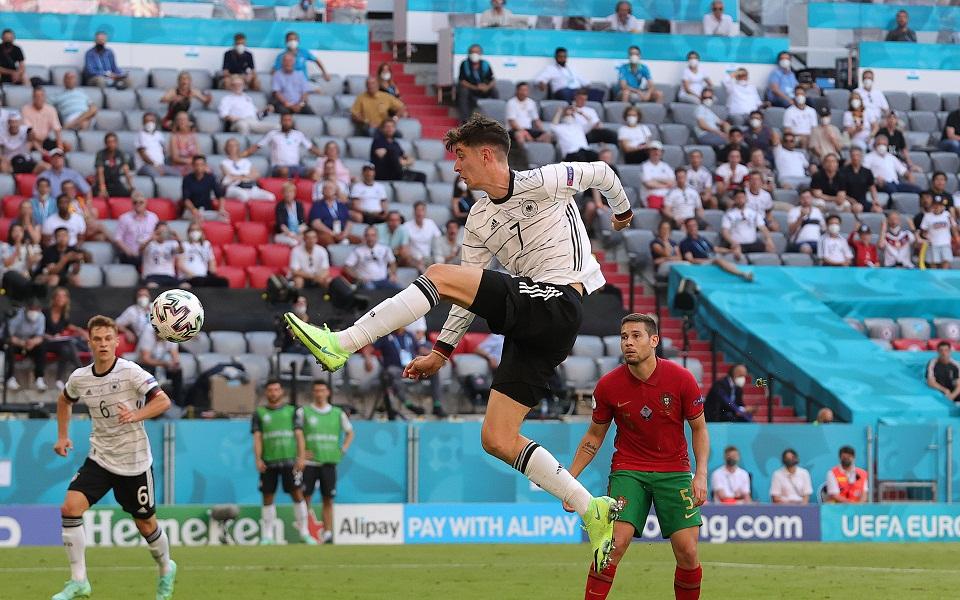 Πορτογαλία – Γερμανία 2-4: Ήταν και πάλι «πάντσερ» (φάσεις & γκολ)