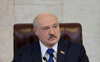 Φωτ. Press Service of the President of the Republic of Belarus/ Handout via REUTERS