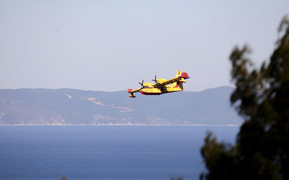 Θεσσαλονίκη: Πυρκαγιά στην Πυλαία – Μεγάλη κινητοποίηση της πυροσβεστικής
