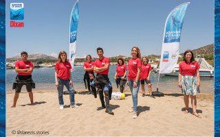 henkel-hellas-dixan-kai-beach-cleaning-katharizoyn-se-vathos-gia-2i-synechomeni-chronia0