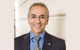 O κ. Δημήτρης Γερογιάννης είναι Διευθύνων Σύμβουλος της AEGEAN.
