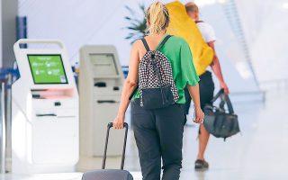 Κατά την περίοδο Ιανουαρίου - Ιουνίου, η κίνηση του αεροδρομίου «Ελ. Βενιζέλος» ανήλθε σε 2,7 εκατ. επιβάτες, σημειώνοντας πτώση της τάξης 76,4% σε σχέση με την κίνηση του 2019.