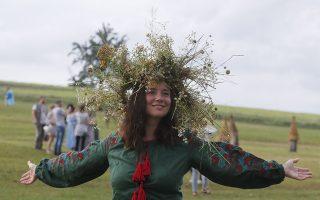 Γιορτή στην Ουκρανία