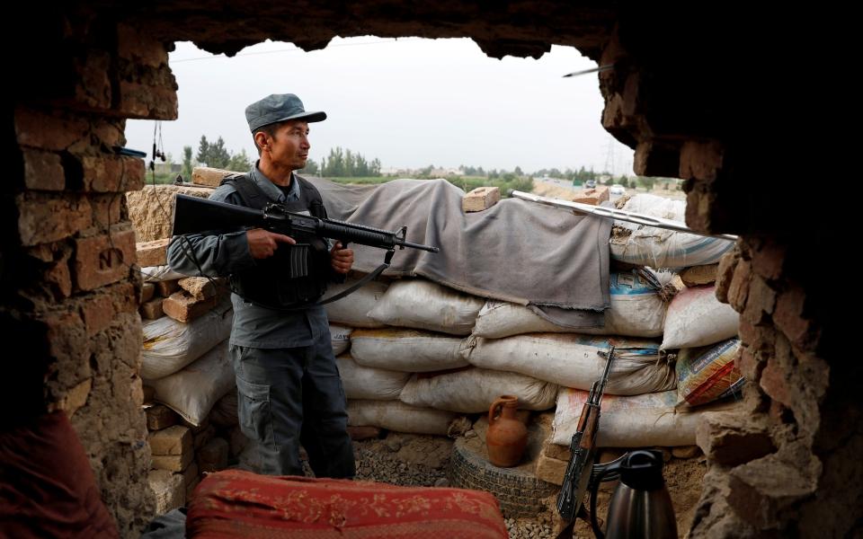 Αφγανιστάν: Σφοδρές μάχες με τους Ταλιμπάν γύρω από την πόλη Χεράτ
