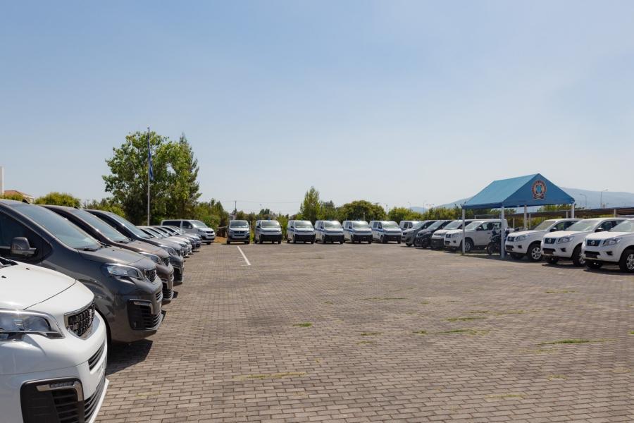 ΕΛ.ΑΣ.: Αναβάθμιση της επιχειρησιακής ετοιμότητας με επιπλέον 28 οχήματα