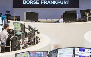 Ο δείκτης EuroStoxx 600 έκλεισε με κέρδη 0,3%.