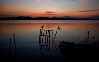 Η δικιά μας λιμνοθάλασσα