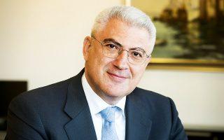 Ο κ. Σταύρος Κωνσταντάς είναι Διευθύνων Σύμβουλος της Εθνικής Ασφαλιστικής.