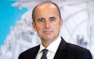Ο Χάρης Σαχίνης είναι ο Διευθύνων Σύμβουλος της ΕΥΔΑΠ.