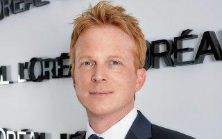 Ο κ. Alex Davison είναι γενικός διευθυντής της L'Oréal Hellas.