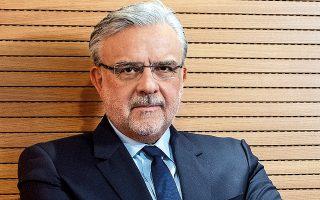 Ο Χρήστος Μεγάλου είναι Διευθύνων Σύμβουλος της Τράπεζας Πειραιώς.