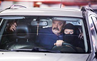 Την Παρασκευή ο Χρήστος Παππάς οδηγήθηκε στον εισαγγελέα Εκτέλεσης Ποινών και από εκεί στις φυλακές Δομοκού για να εκτίσει την ποινή του. (Φωτ. SOOC / ΓΙΩΡΓΟΣ ΒΙΤΣΑΡΑΣ)