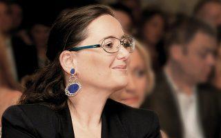 Η Μάρι Δασκαλαντωνάκη είναι Διευθύνουσα Σύμβουλος της Grecotel.
