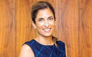Η κ. Φιλίππα Μιχάλη είναι Διευθύνουσα Σύμβουλος της Allianz Ελλάδος.