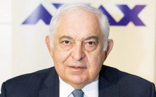 Ο κ. Κωνσταντίνος Μιτζάλης είναι Διευθύνων Σύμβουλος της  Άβαξ