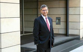 Ο κ. Παύλος Μυλωνάς είναι Διευθύνων Σύμβουλος της Εθνικής Τράπεζας.
