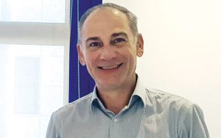 Ο κ. Νίκος Λαβίδας είναι Γενικός Διευθυντής Upfield Ελλάδας, Κύπρου & Βαλκανίων.