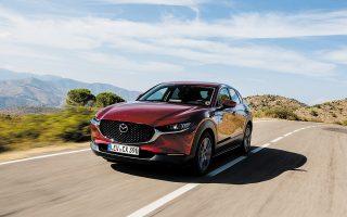 Ο τίτλος «Wertmeister 2021» απονεμήθηκε στο Mazda CX-30 από το γερμανικό περιοδικό Auto Bild.