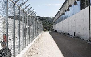 Ο υπουργός Μετανάστευσης και Ασύλου τόνισε ότι η ΒΙΑΛ θα κλείσει «αμέσως μόλις ανοίξει νέα δομή» (φωτ. SOOC).