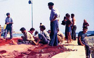 Η Σκιάθος το 1968. Οι φωτογραφίες των ταξιδιωτών (φωτ. ΓΙΑΝΝΗΣ ΒΑΤΟΠΟΥΛΟΣ).