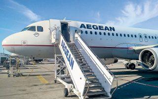 Η επιβατική κίνηση της αεροπορικής περιορίστηκε σε 460.000 επιβάτες και ήταν κατά 78% και κατά 82% χαμηλότερη σε σχέση με το 2020 και το 2019, αντίστοιχα.