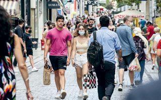 «Κακή ιδέα» χαρακτήρισε ο κ. Σύψας τη μη χρήση μάσκας, τη στιγμή που η πανδημία ξαναμπαίνει σε εκθετική πορεία (φωτ. INTIME NEWS).