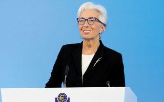 Σε περίπτωση αύξησης των spreads των κρατικών ομολόγων της Ευρωζώνης η ΕΚΤ είναι έτοιμη να αναλάβει δράση, ανέφερε η Κριστίν Λαγκάρντ.