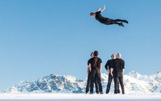 Η επίσημη έναρξη του 27ου Φεστιβάλ γίνεται με την παράσταση «Möbius» της ομάδας Compagnie XY.