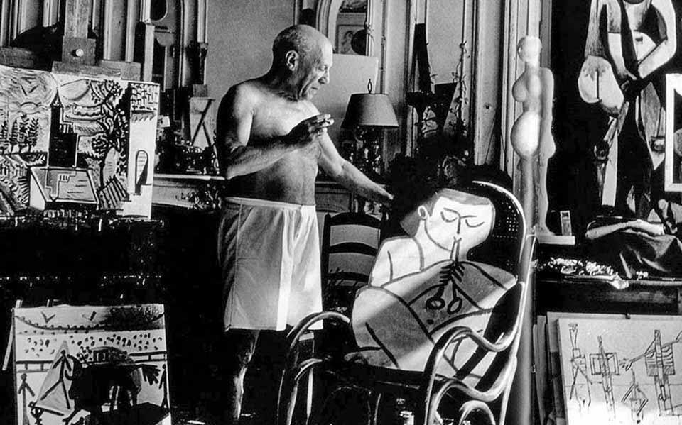 Να καούν όλα τα έργα του Picasso! | Η ΚΑΘΗΜΕΡΙΝΗ