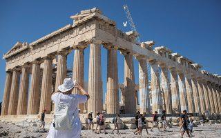 Η πτώση της τουριστικής κίνησης συνέβαλε στην επιδείνωση του ελλείμματος του ισοζυγίου τρεχουσών συναλλαγών της χώρας.