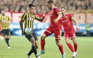 Η Ενωση ηττήθηκε με 2-1 από τη Βελέζ Μόσταρ στη Βοσνία (φωτ. INTIME NEWS).