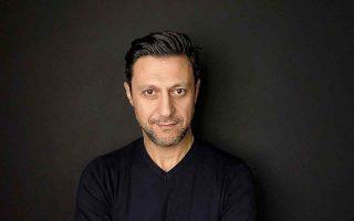 Ο συγγραφέας και τακτικός συνεργάτης της «Κ», Mανώλης Ανδριωτάκης.