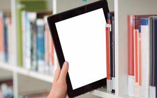 Οι εξειδικευμένες συσκευές ανάγνωσης είναι προαπαιτούμενο για τη διάδοση των e-books στην Ελλάδα. (Φωτ. SHUTTERSTOCK)