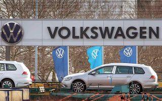 Η γερμανική αυτοκινητοβιομηχανία απέκτησε το 66% των μετοχών της Europcar, της γαλλικής εταιρείας ενοικίασης αυτοκινήτων. (Φωτ. EPA)