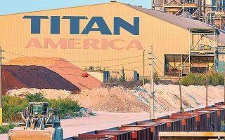 Τα προς εκτέλεση έργα της «Tιτάν America» είναι ήδη πολυπληθή και αυξάνονται περαιτέρω, σύμφωνα με τη διοίκηση του ομίλου. (Φωτ. SHUTTERSTOCK)