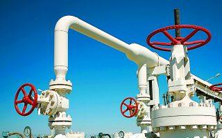 Με την ολοκλήρωση του προγράμματος θα έχουν κατασκευαστεί συνολικά 1.860 χιλιόμετρα δικτύου διανομής φυσικού αερίου και θα γίνουν τουλάχιστον 68.000 συνδέσεις καταναλωτών όλων των κατηγοριών. Φωτ. SHUTTERSTOCK