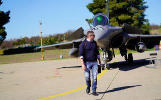 Ο Στέφανος Καραβίδας, απόστρατος Ιπτάμενος της ελληνικής Πολεμικής Αεροπορίας. ΑΠΕ - ΜΠΕ