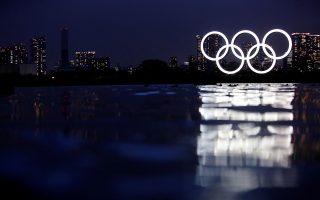 Νερά κάνει πλέον το Ολυμπιακό όνειρο για το Τόκιο, εν μέσω αύξησης των κρουσμάτων κορωνοϊού (φωτ.: Reuters).
