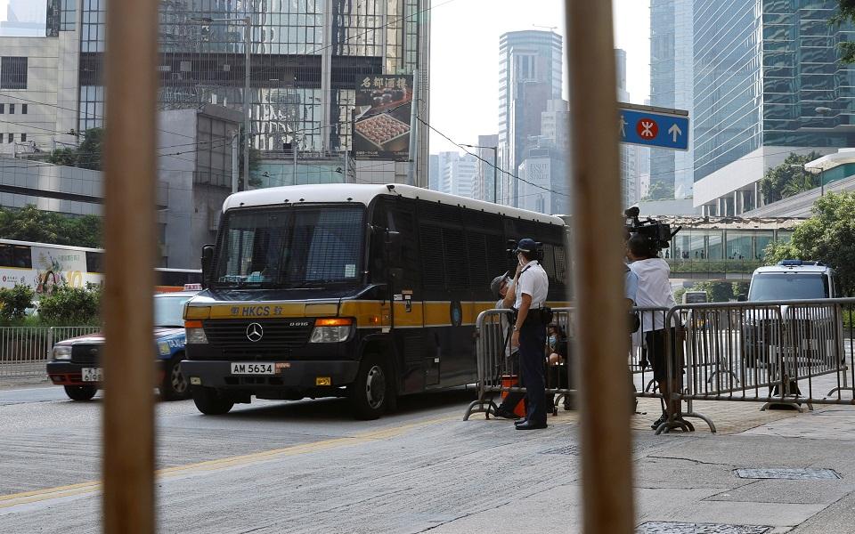 Χονγκ Κονγκ: Πρώτη καταδίκη βάσει του νόμου περί υποκίνησης απόσχισης