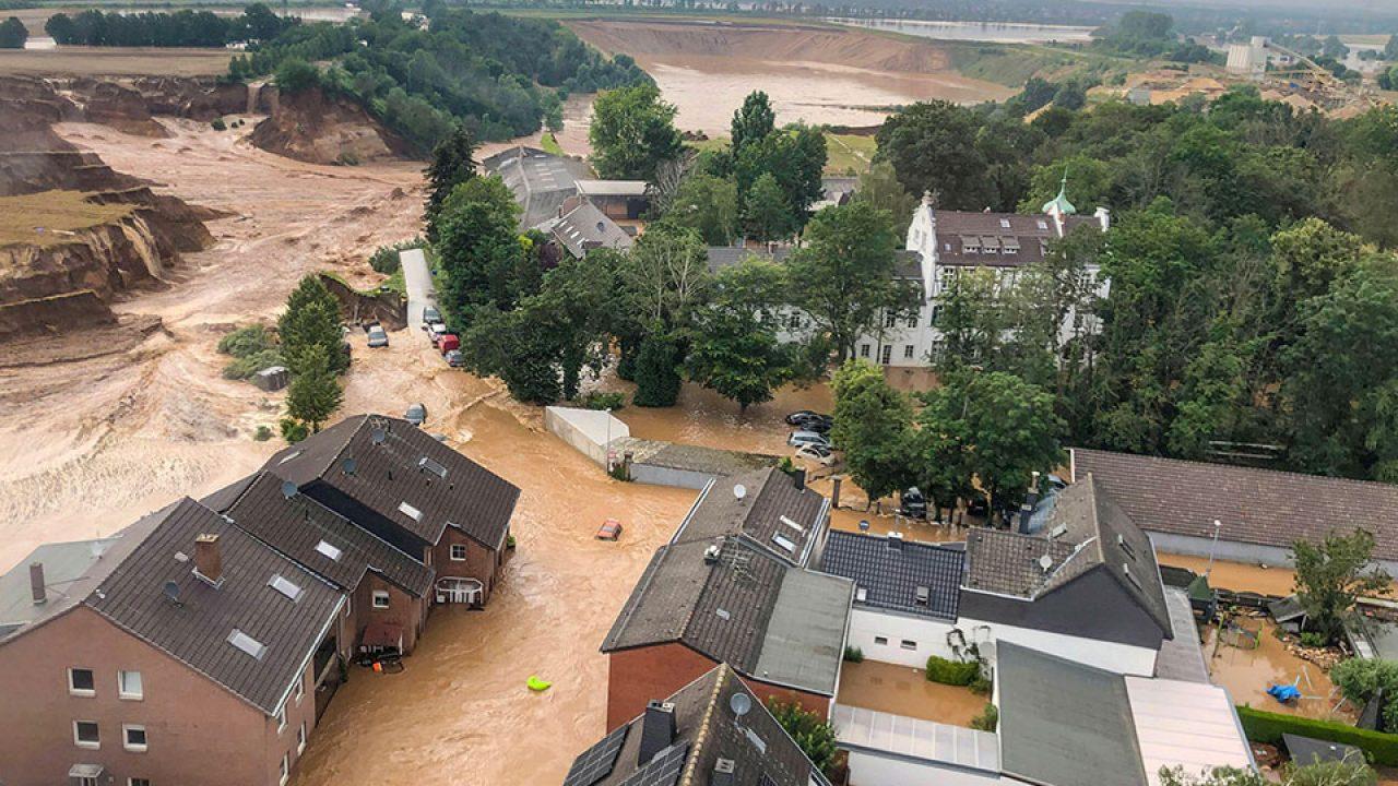 Βιβλική καταστροφή στην Γερμανία: Τουλάχιστον 103 οι νεκροί από τις πλημμύρες | Η ΚΑΘΗΜΕΡΙΝΗ