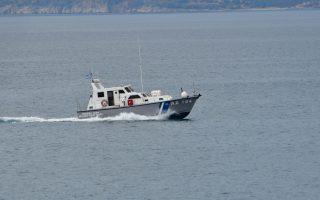Σκάφος του Λιμενικού. Φωτ. αρχείου: ΑΠΕ-ΜΠΕ