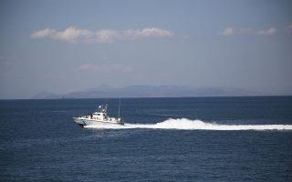 Σκάφος του Λιμενικού Σώματος. Φωτ. αρχείου: Nikos Libertas / SOOC