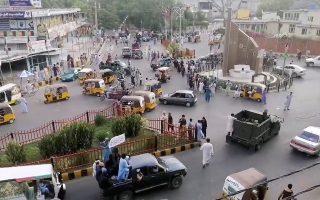 Reuters/Φωτογραφία από την κατάληψη της Τζαλαλάμπαντ