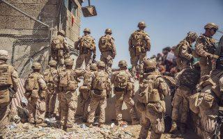 Φωτ. U.S. Marine Corps photo by Staff Sgt. Victor Mancilla