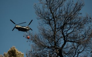 Ελικόπτερο Σινούκ της Αεροπορίας Στρατού (Φωτ. ΙΝΤΙΜΕ)
