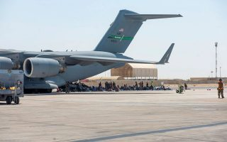 Φωτ. Airman 1st Class Kylie Barrow/ AP (αρχείου)