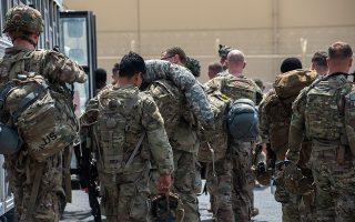 (Airman 1st Class Kylie Barrow/U.S. Marine Corps via AP)
