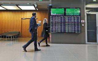 Μετά το σερί ανόδου του Γενικού Δείκτη, που άγγιξε το 7%, ήταν λογικό να κάνουν την εμφάνισή τους οι ρευστοποιήσεις των βραχυπρόθεσμων κερδών από πολλά χαρτοφυλάκια, οι οποίες μάλιστα έγιναν με σχετικά αυξημένο τζίρο, τονίζουν χρηματιστηριακοί αναλυτές.